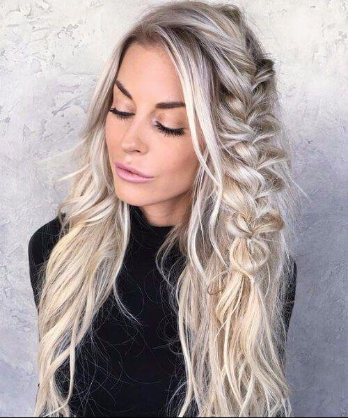 Diseño de cabello